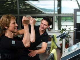 EMS TRAINING -6 Wochen REHA/SENIOREN FIT
