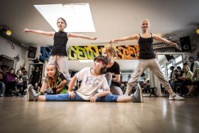 Hip Hop Kids @DanceQuarter