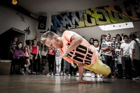 Breakdance Kids @DanceQuarter