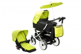 Kinderwagen Komplett-Set Super Viking