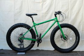 Surly Pugsley Fatbike 26x3.8, M/18