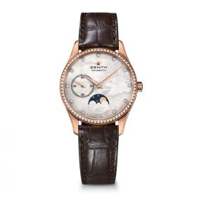 Zenith Elite Ultra Thin Lady Rosegold