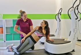 Power Plate Anti-Cellulite Training