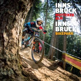 10 x 3 Std. Ticket BIKEPARK  INNSBRUCK