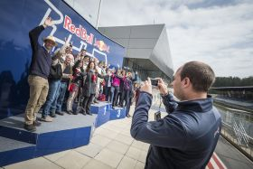 Red Bull Ring Tour für 12 Personen
