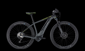 E-Bike Cube Reaction Hybrid SLT 500 19""