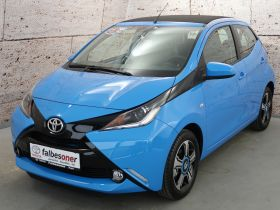 "Toyota AYGO 1,0 VVT-i  x-wave ""OPEN AIR"""