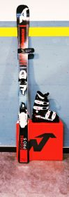 Nordica Kinder Ski-Set Dobermann GP