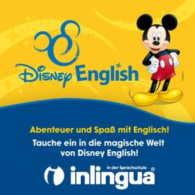 inlingua Disney English - Sprachkurs