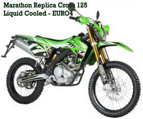 Rieju Marathon Replica Cross 125 ccm