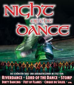 VIP-Paket NIGHT OF THE DANCE Innsbruck