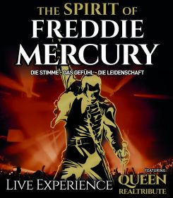 4 x PK2 - THE SPIRIT OF FREDDIE MERCURY