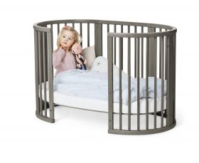 STOKKE® Sleepi™ Bett Hazy Grey