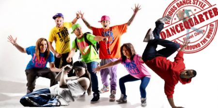 HipHop Teens @DanceQuarter