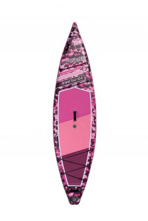 CrosLake SUP Grand Tour Camo 12.0 pink