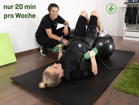 EMS TRAINING - 6 Wochen WINTERFIT Paket