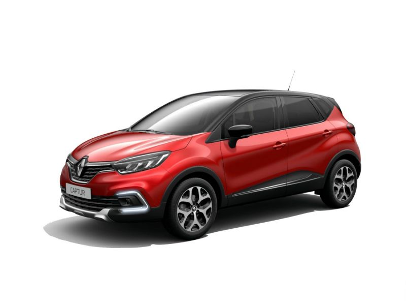 renault captur 4austria tce 118 ps rot. Black Bedroom Furniture Sets. Home Design Ideas